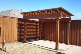 Pergola Stain & Fence Stain