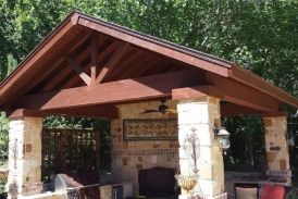 Sierra Patio Cover Stain