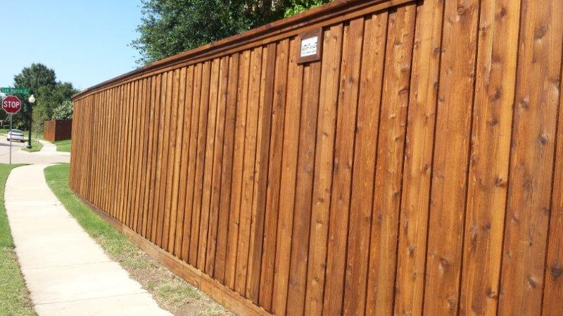 Board On Board Cedar Texas Best Stain