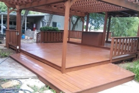 Russet Solid Deck Stain
