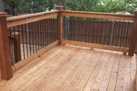 Cedar Deck with iron spindles(1)
