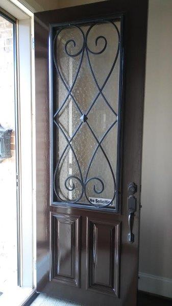 Front Door Staining Texas Best Stain
