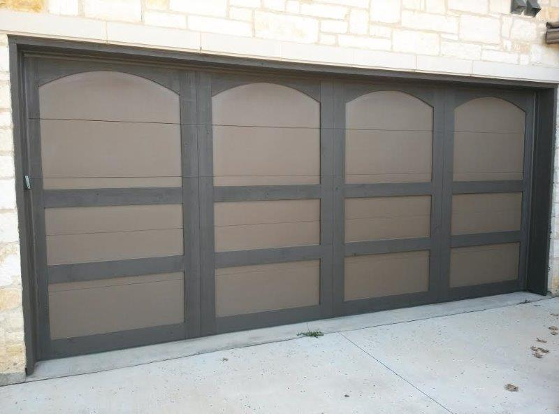 Staining Garage Doors Fix Lovely How To Stain Your