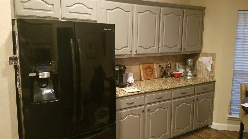 Kitchen Cabinets Texas Best Stain