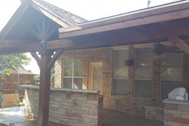 Flat with Gable Patio Cover(3)