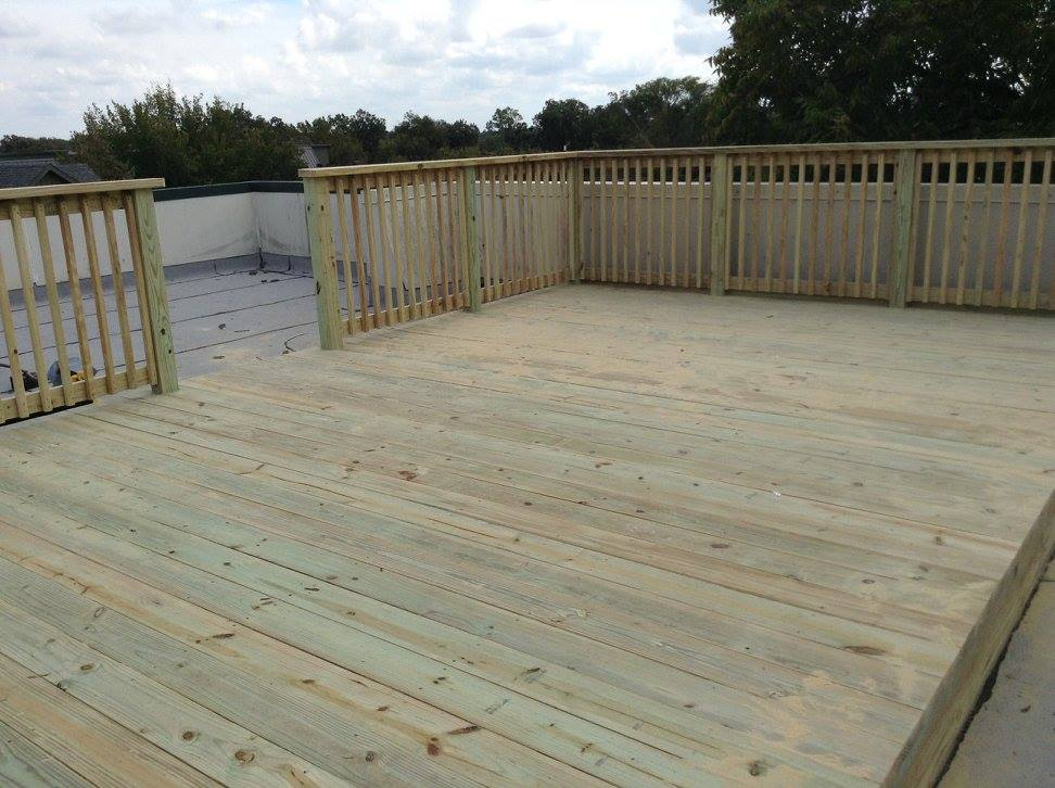 Decks Texas Best Stain