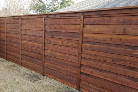 Fences Texas Best Stain
