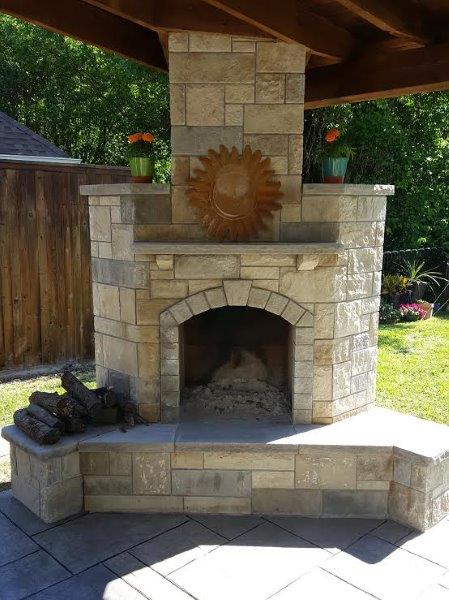 Stone Work | Texas Best Stain