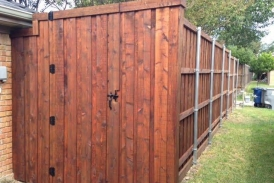 8' BOB Single Trim Gate