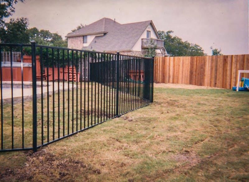 Wrought Iron Texas Best Stain
